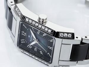 Fabrication d'une montre céramique